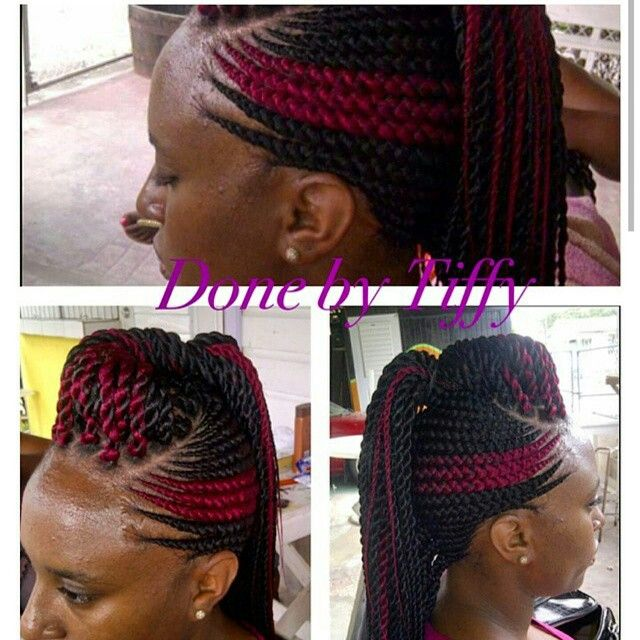 Gorgeous and Intricate Ghana Braids That You Will Love hairstyleforblackwomen.net 75