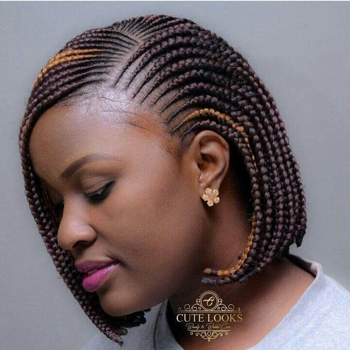 Gorgeous and Intricate Ghana Braids That You Will Love hairstyleforblackwomen.net 79