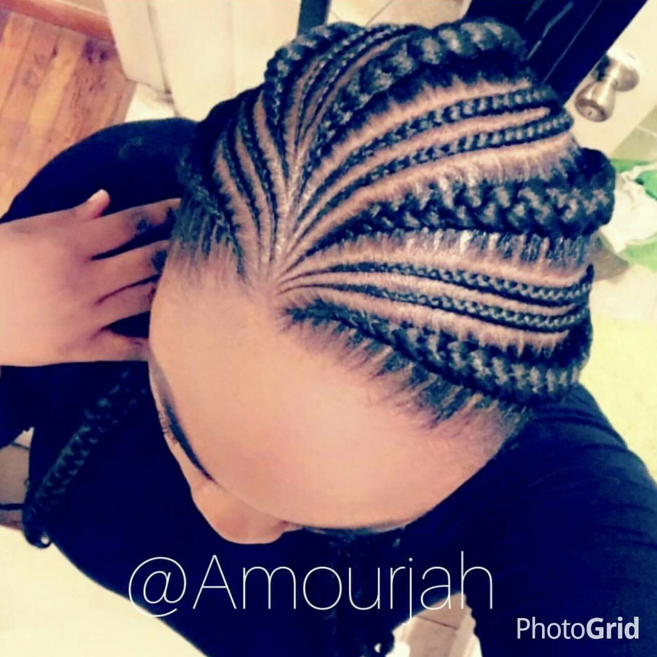 Gorgeous and Intricate Ghana Braids That You Will Love hairstyleforblackwomen.net 80