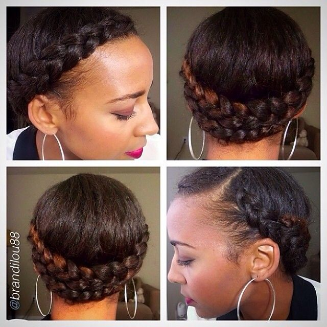 Gorgeous and Intricate Ghana Braids That You Will Love hairstyleforblackwomen.net 83
