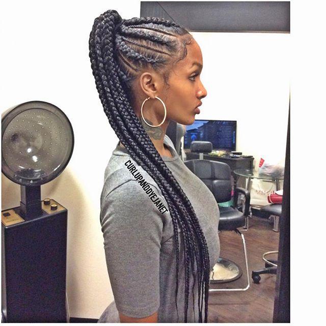 How To Create Ghana Cornrow Braids For Beginners hairstyleforblackwomen.net 19