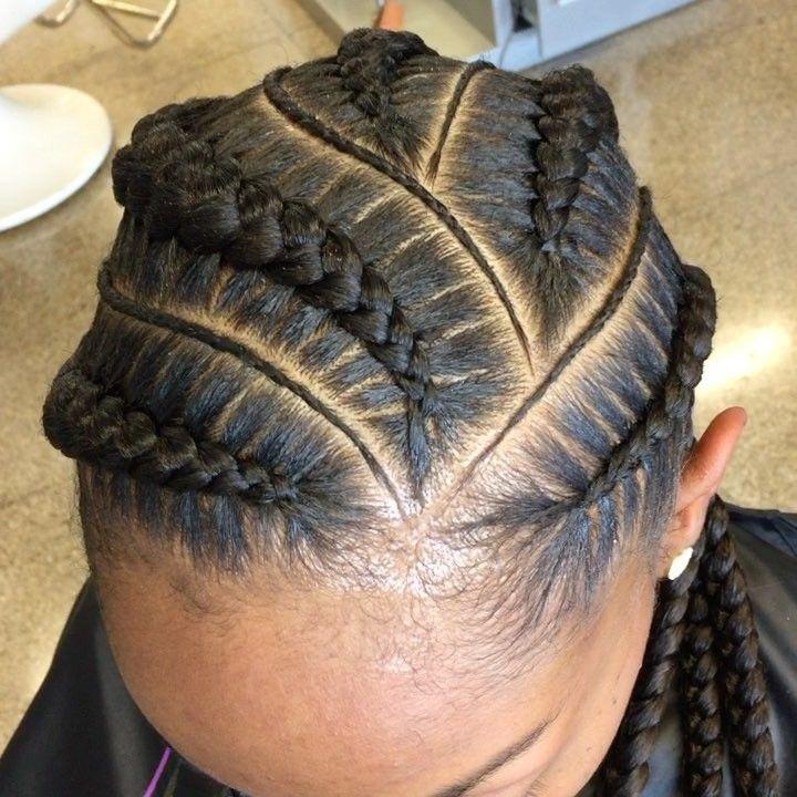 How To Create Ghana Cornrow Braids For Beginners hairstyleforblackwomen.net 23