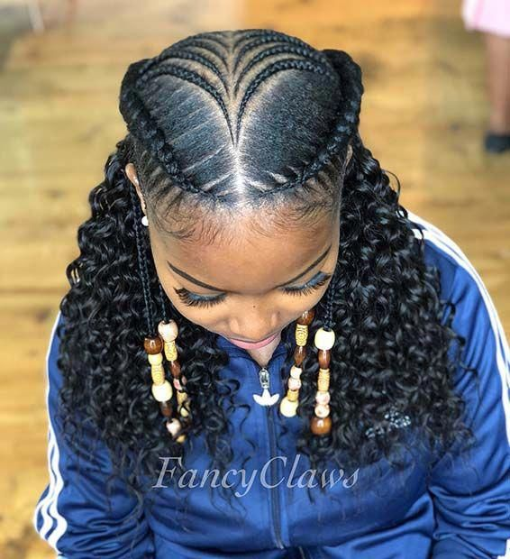 How To Create Ghana Cornrow Braids For Beginners hairstyleforblackwomen.net 25