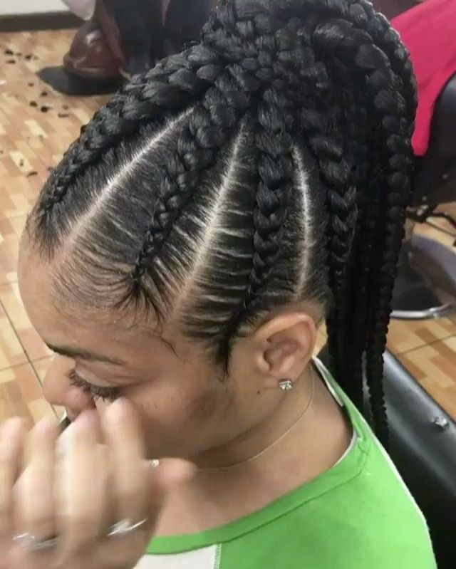 How To Create Ghana Cornrow Braids For Beginners hairstyleforblackwomen.net 27