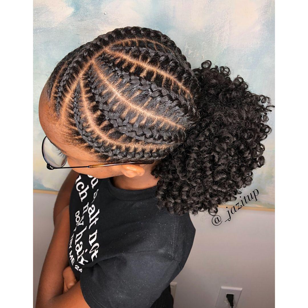 How To Create Ghana Cornrow Braids For Beginners hairstyleforblackwomen.net 30