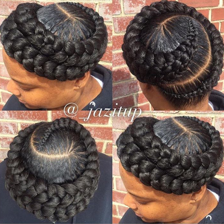 How To Create Ghana Cornrow Braids For Beginners hairstyleforblackwomen.net 31