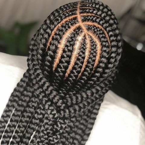 How To Create Ghana Cornrow Braids For Beginners hairstyleforblackwomen.net 35