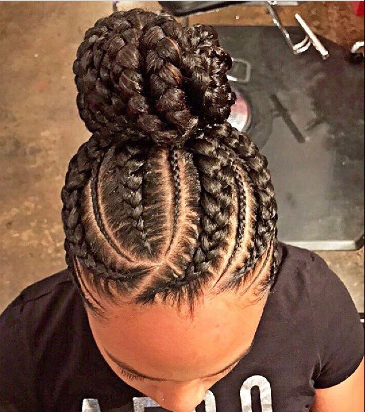 How To Create Ghana Cornrow Braids For Beginners hairstyleforblackwomen.net 48