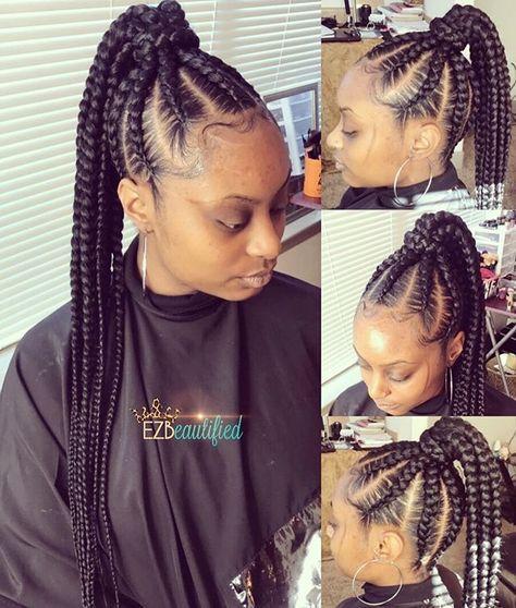 How To Create Ghana Cornrow Braids For Beginners hairstyleforblackwomen.net 49