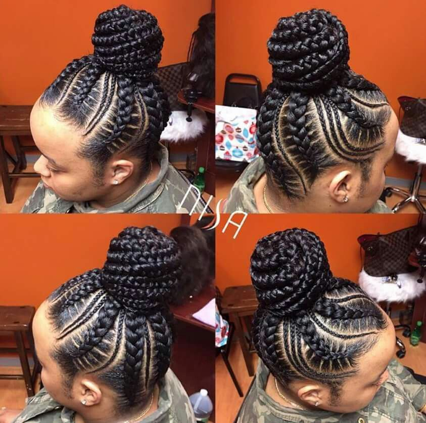 How To Create Ghana Cornrow Braids For Beginners hairstyleforblackwomen.net 50