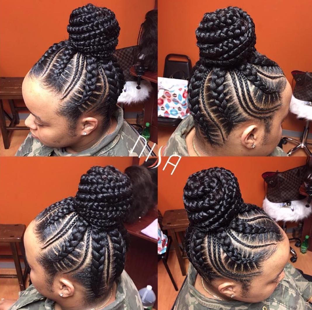 How To Create Ghana Cornrow Braids For Beginners hairstyleforblackwomen.net 51