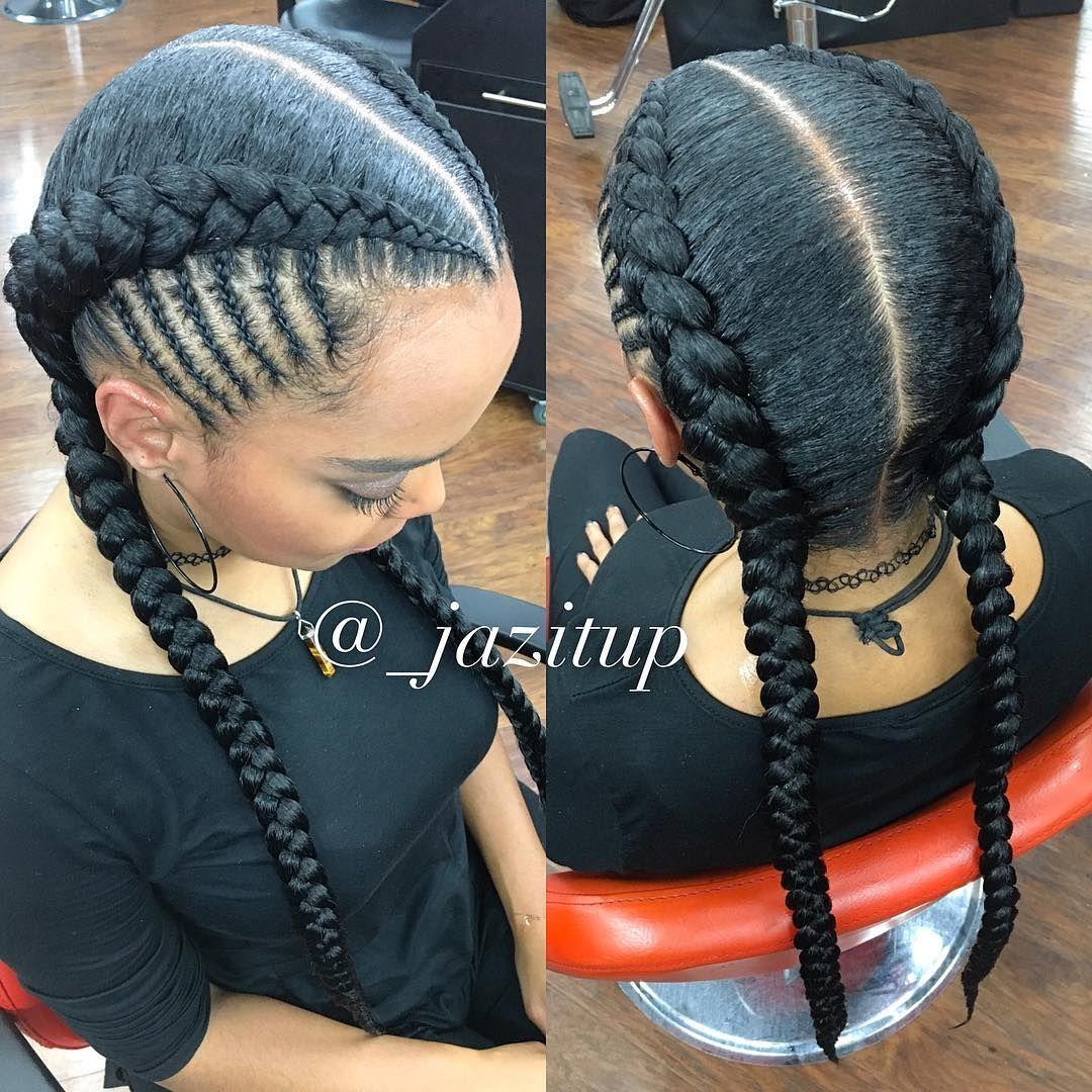 How To Create Ghana Cornrow Braids For Beginners hairstyleforblackwomen.net 54