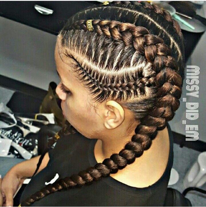 How To Create Ghana Cornrow Braids For Beginners hairstyleforblackwomen.net 55