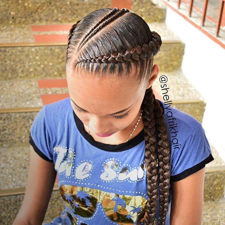 How To Create Ghana Cornrow Braids For Beginners hairstyleforblackwomen.net 56