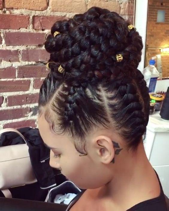 How To Create Ghana Cornrow Braids For Beginners hairstyleforblackwomen.net 59
