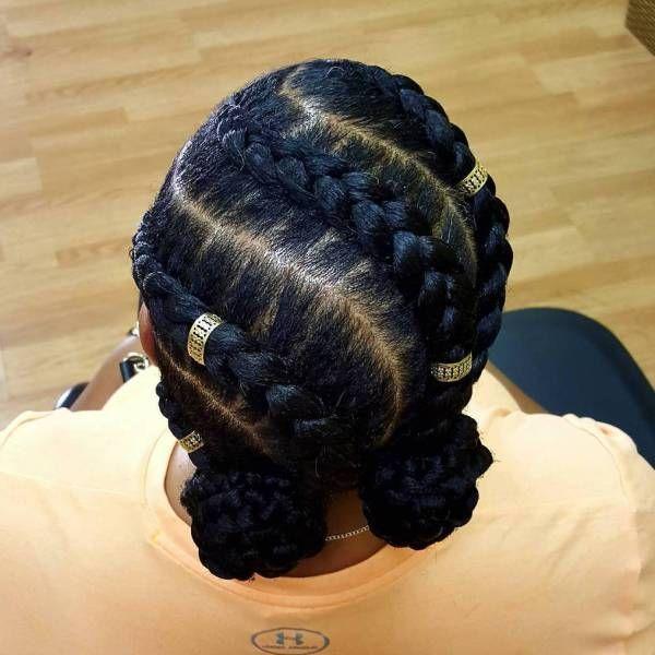 How To Create Ghana Cornrow Braids For Beginners hairstyleforblackwomen.net 62