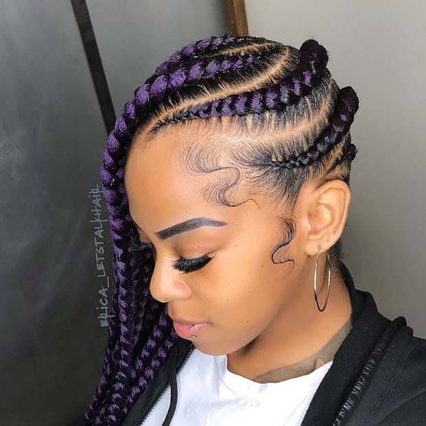 How To Create Ghana Cornrow Braids For Beginners hairstyleforblackwomen.net 8