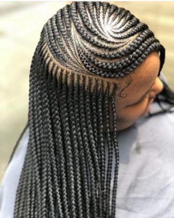 Ladies Check Out These Most Beautiful Styles Of Ghana Braids OD9jastyles