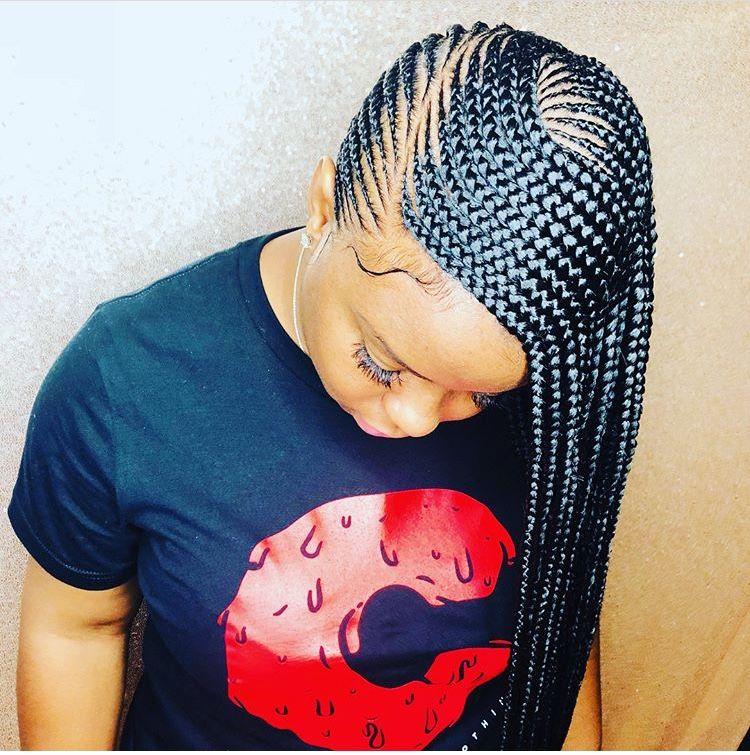 Latest Ghana Braids Hairstyles For 2019 Wedding Digest Naija Blog 1