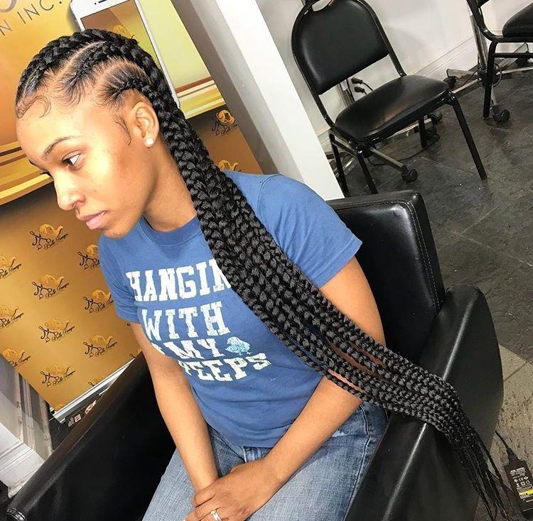 Latest Ghana Weaving hairstyleforblackwomen.net 100