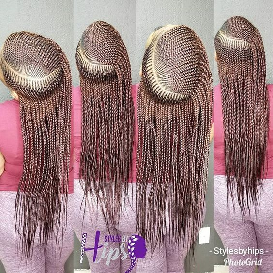 Latest Ghana Weaving hairstyleforblackwomen.net 142