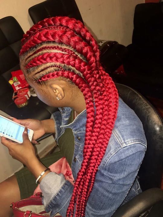 Latest Ghana Weaving hairstyleforblackwomen.net 162