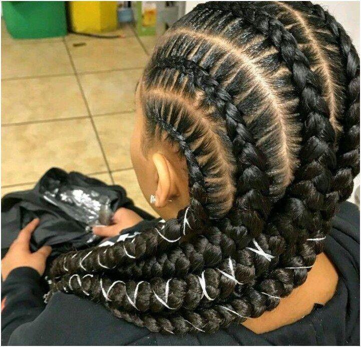 Latest Ghana Weaving hairstyleforblackwomen.net 185