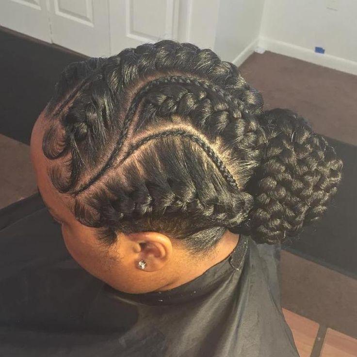 Latest Ghana Weaving hairstyleforblackwomen.net 230