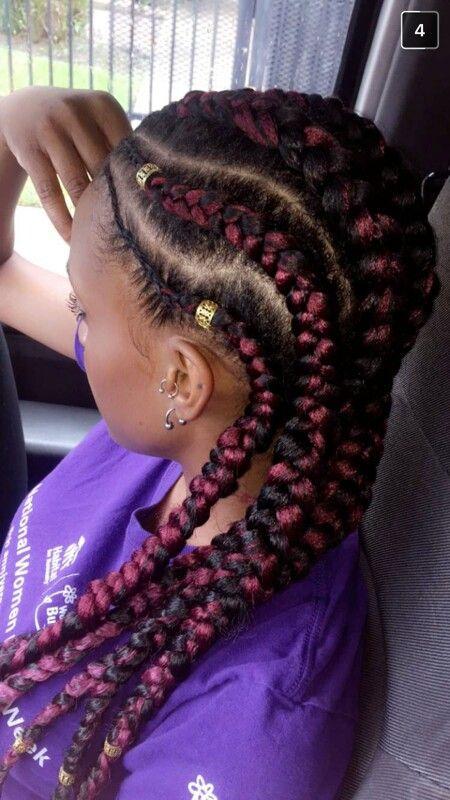 Latest Ghana Weaving hairstyleforblackwomen.net 249