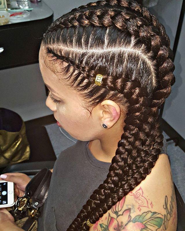 Latest Ghana Weaving hairstyleforblackwomen.net 290
