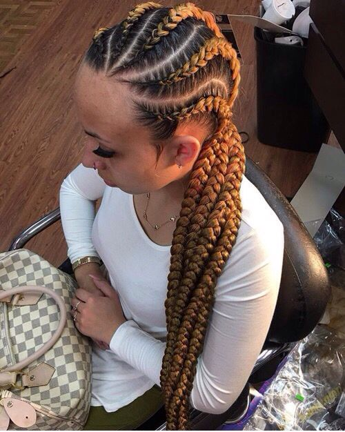 Latest Ghana Weaving hairstyleforblackwomen.net 324
