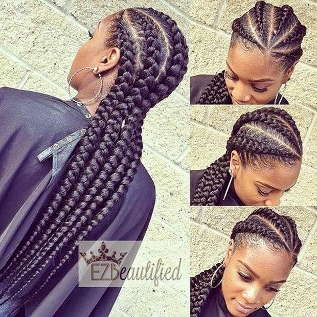 Latest Ghana Weaving hairstyleforblackwomen.net 363