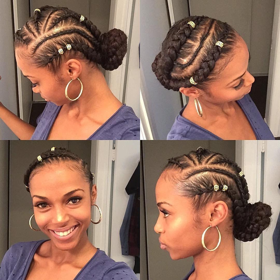 Latest Ghana Weaving hairstyleforblackwomen.net 393