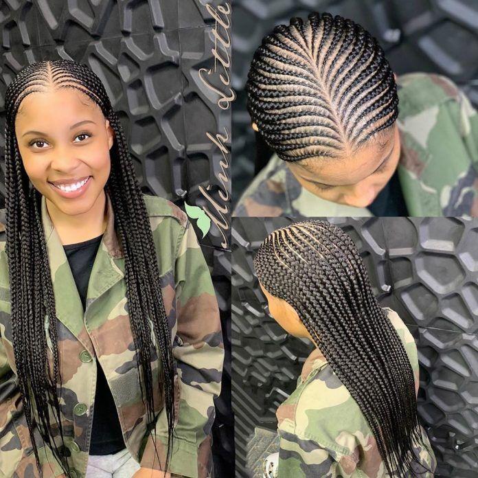 Latest Ghana Weaving hairstyleforblackwomen.net 450