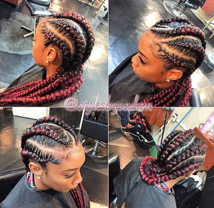 Latest Ghana Weaving hairstyleforblackwomen.net 502