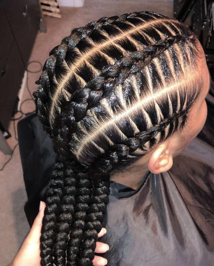 Latest Ghana Weaving hairstyleforblackwomen.net 58