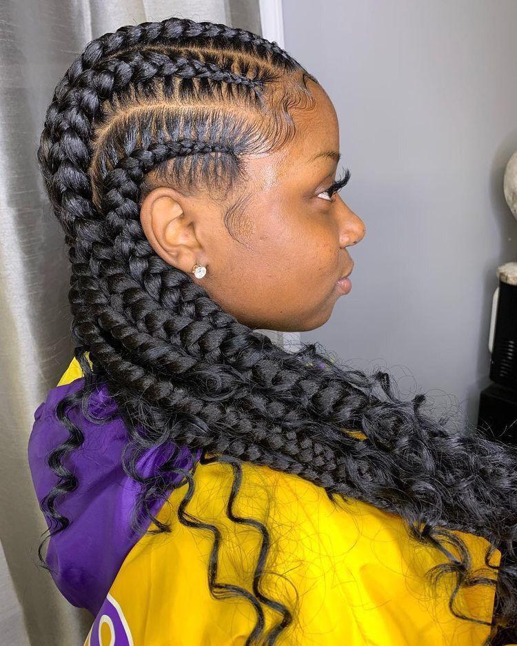 Latest Ghana Weaving hairstyleforblackwomen.net 623