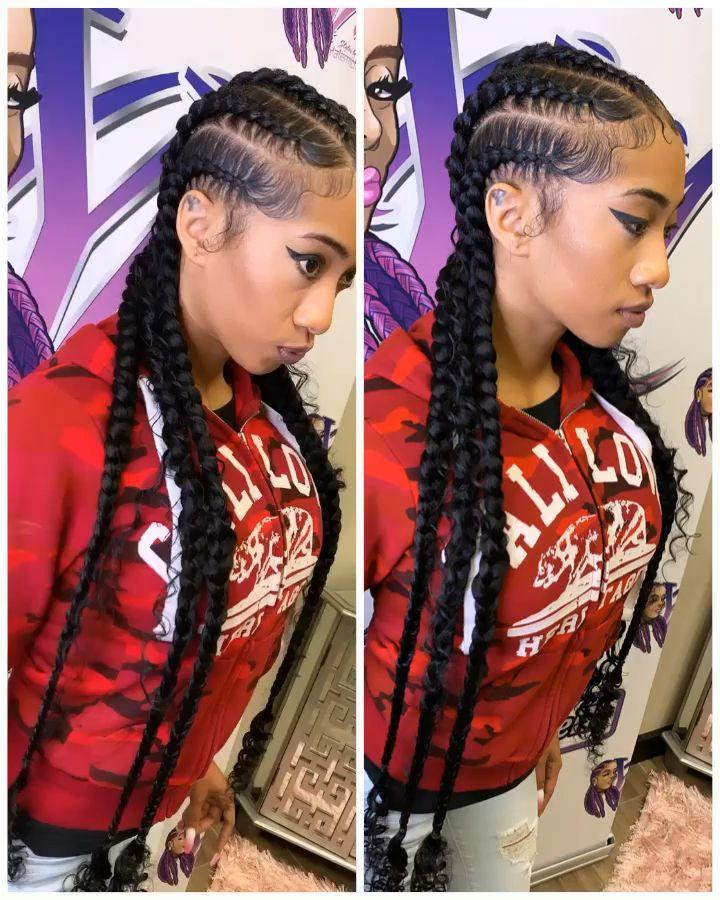 Latest Ghana Weaving hairstyleforblackwomen.net 636