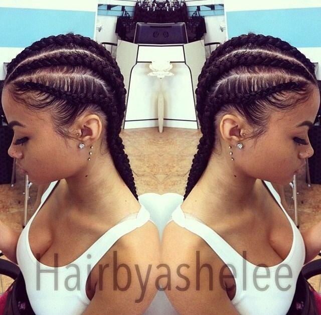 Latest Ghana Weaving hairstyleforblackwomen.net 646