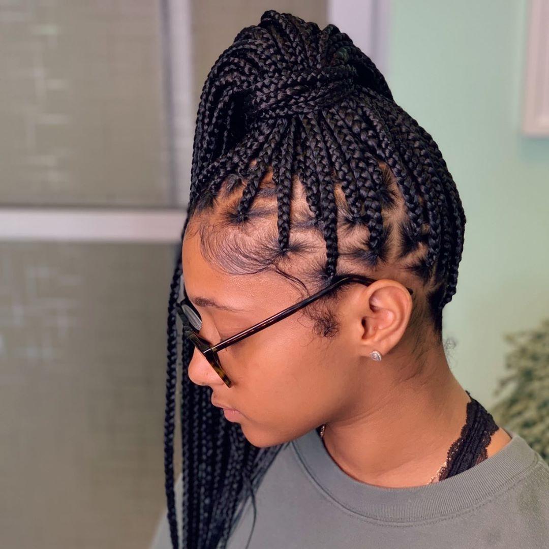 Latest Ghana Weaving hairstyleforblackwomen.net 74
