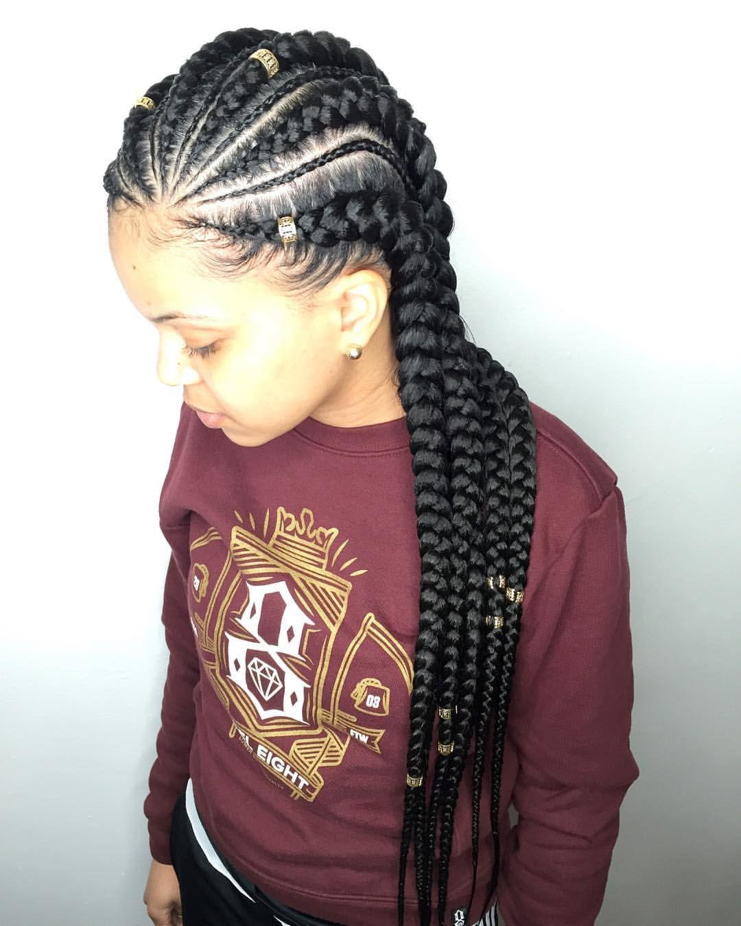 Latest Ghana Weaving hairstyleforblackwomen.net 84
