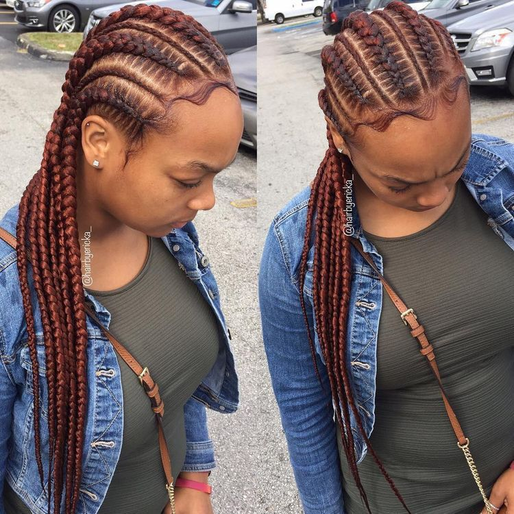 Latest Ghana Weaving hairstyleforblackwomen.net 98