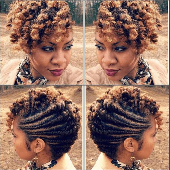 Natural black hairstyles for women hairstyleforblackwomen.net 12