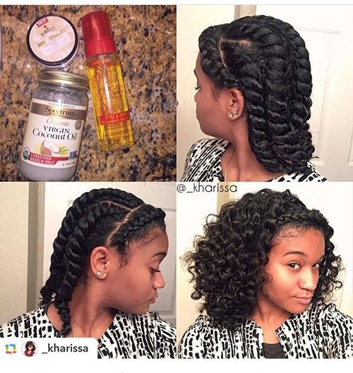Natural black hairstyles for women hairstyleforblackwomen.net 22