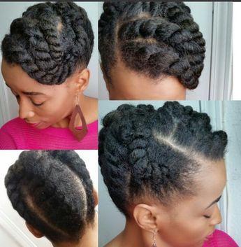 Natural black hairstyles for women hairstyleforblackwomen.net 27