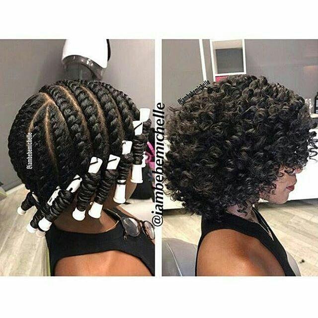 Natural black hairstyles for women hairstyleforblackwomen.net 3