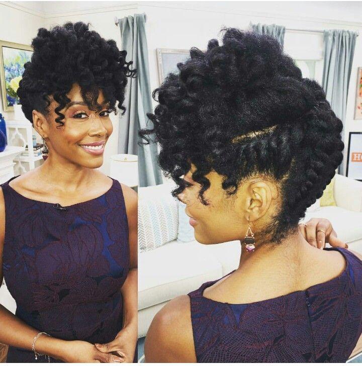 Natural black hairstyles for women hairstyleforblackwomen.net 33