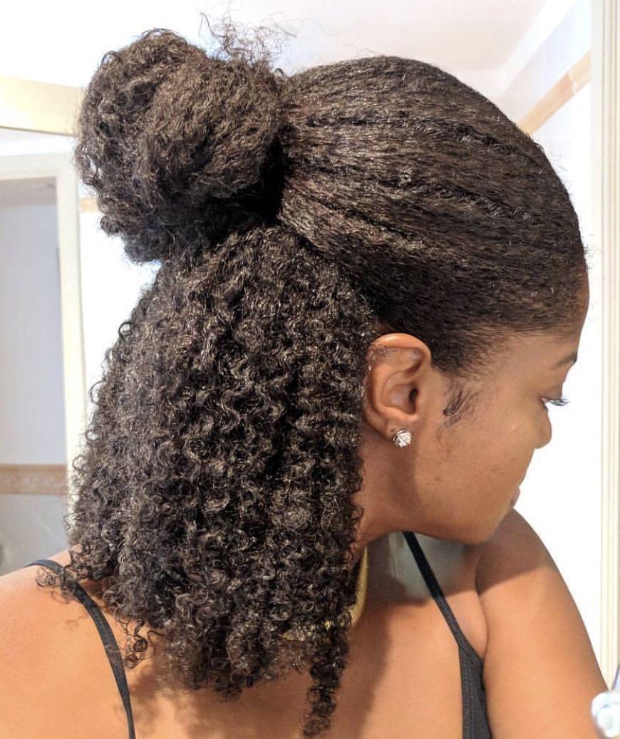 Natural black hairstyles for women hairstyleforblackwomen.net 34
