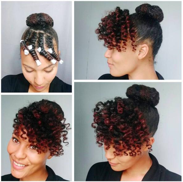 Natural black hairstyles for women hairstyleforblackwomen.net 4
