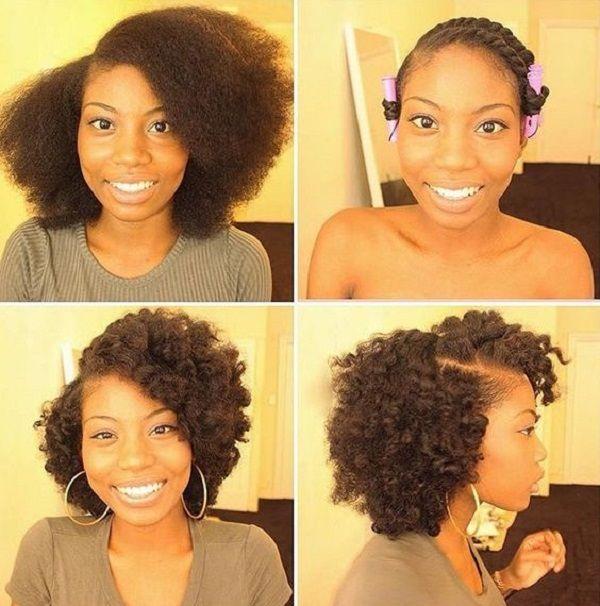 Natural black hairstyles for women hairstyleforblackwomen.net 42
